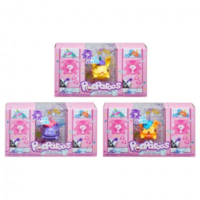 Pooparoos: Potty Pk Fig Ast (4)