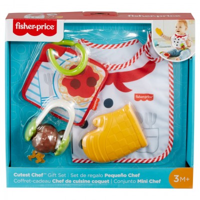 FP: Cutest Chef: Gift Set (4)