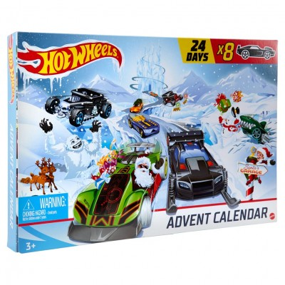 HW: Advent Calendar (6)