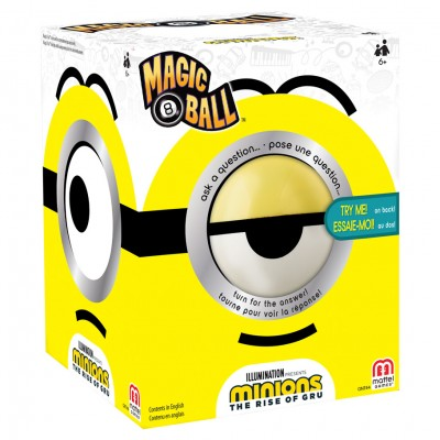 Minions: RoG: Magic 8 Ball