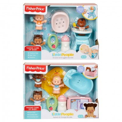 LP: Babies Gift Set Assortment (4)