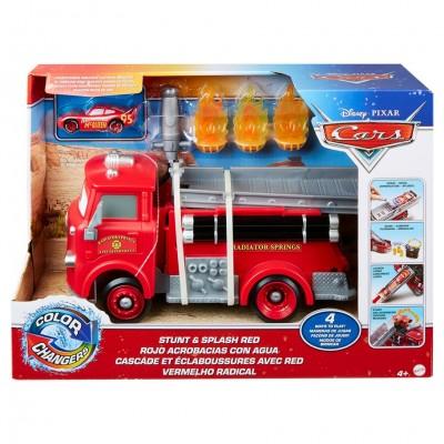 Cars: Stunt & Splash Red (2)