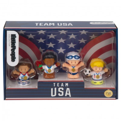 LP: Collector Team USA Classic Set