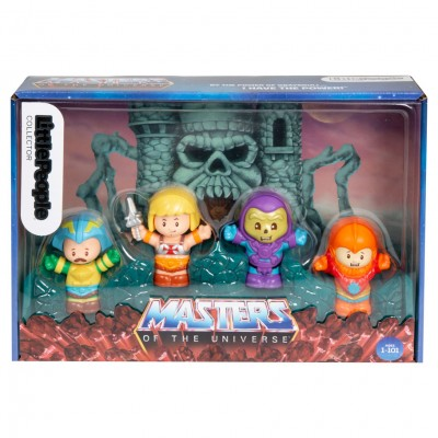 LP: Collector MotU: Figure Set (4)