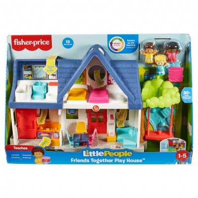 LP: SS: Friends Together Play House (2)