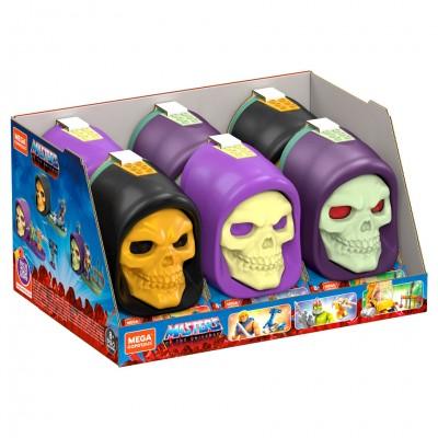 MC: MotU: Skeletor Skull Ast (6)
