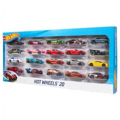 HW: Basic 20 Car Gift Pk Ast (6)