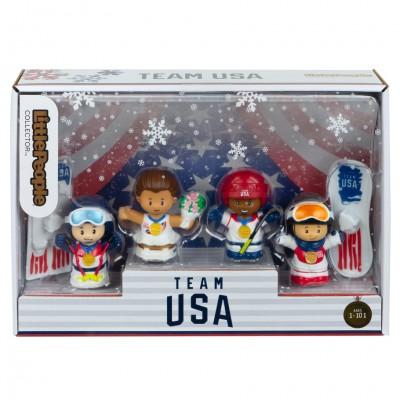 LP: Collector: Team USA Winter