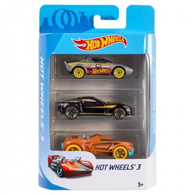 HW: Basic Car 3 Pk  (12)
