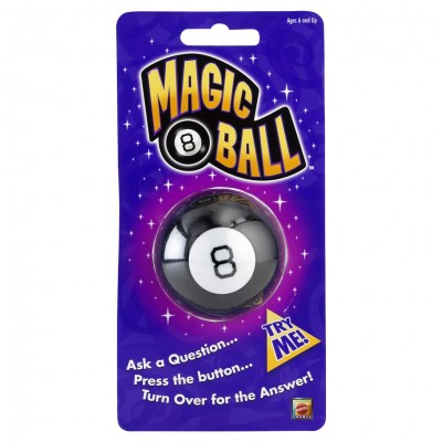 Mini Magic 8 Ball