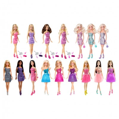 BRB: Glitz Doll Ast (6)