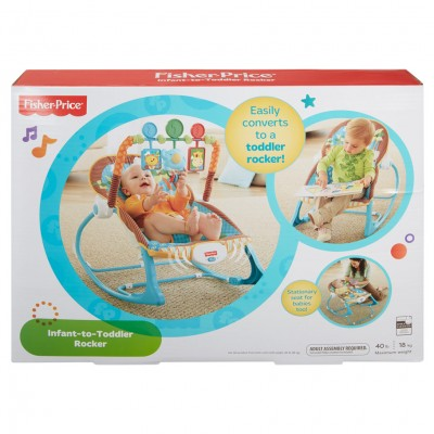 FP: Infant-To-Toddler Rocker (2)