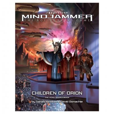 Mindjammer: Children of Orion – The Venu