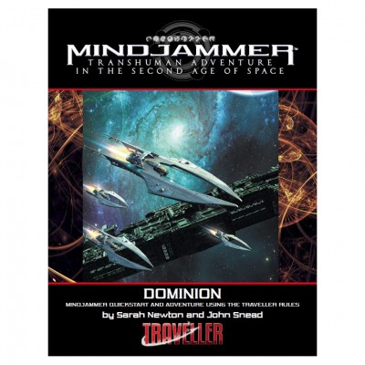 Mindjammer: Dominion Quickstart TE
