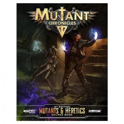 Mutant Chronicles: Mutants & Heretics SB