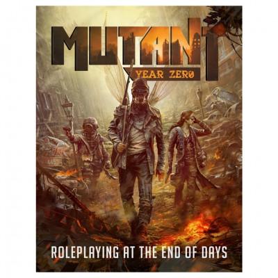 Mutant: Year Zero (HC)
