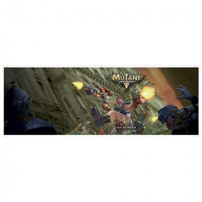 Mutant Chronicles: GM Screen