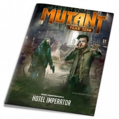 Mutant: Year Zero: Hotel Imperator