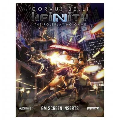 Infinity: GM Screen