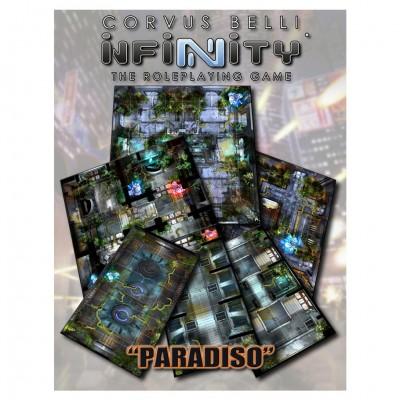 Infinity: Paradiso Geomorphic Tile Set