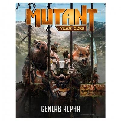 Mutant: Year Zero: Genlab Alpha Core