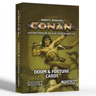 Conan: Doom & Fortune Cards