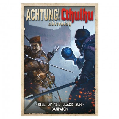 Achtung! Cthulhu: Rise of the Black Sun