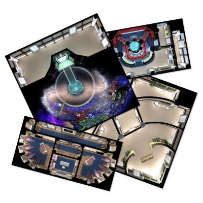 Star Trek Adv: TNG Deck Tiles