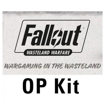 Fallout: WW: Retailer OP Pack