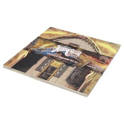 JCM: Airships of Barsoom Tile Set