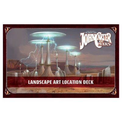 JCM: Landscape Art Location Deck