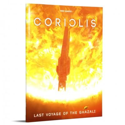 Coriolis: Las Voyage of the Ghazali