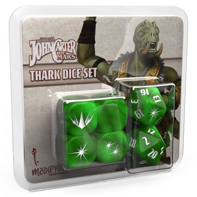 JCM: Thark Dice Set