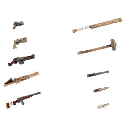 Fallout: WW: Weapons Upgrade Pack