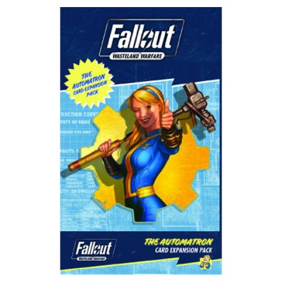 Fallout: WW: Automatron Card Pack
