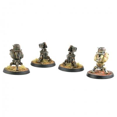 Fallout: WW: Turrets