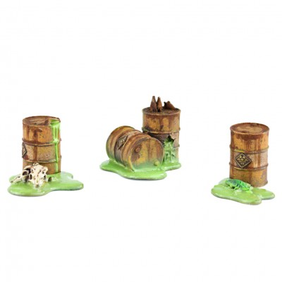 Fallout: WW: Radioactive Containers