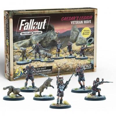 Fallout: WW: Caesar's Legion Veteran