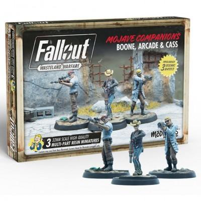 Fallout: WW: Boone Arcade & Cass