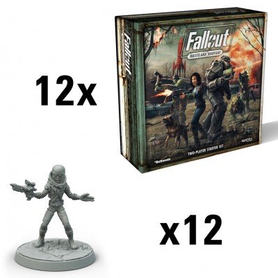 Fallout: WW: Preorder Bundle #2
