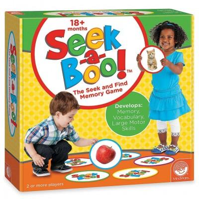 Seek-a-Boo!