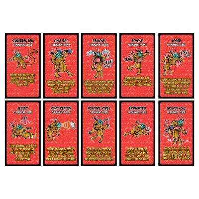 Voodoo: 10 Permanent Curse Cards