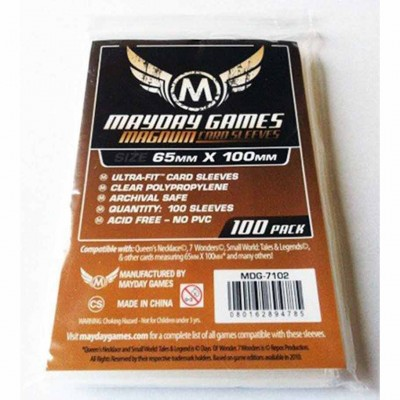 7 Wonders Magnum Copper Sleeve (Blue)