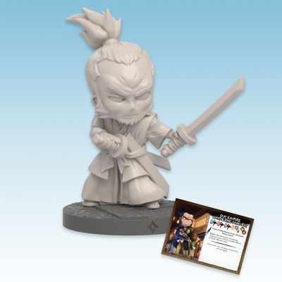Ninja All-Stars: SE Wandering Samurai