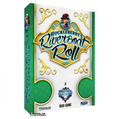 RRI: Huckleberry's Riverboat Roll