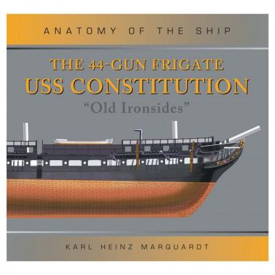 44-Gun Frigate USS Constitution