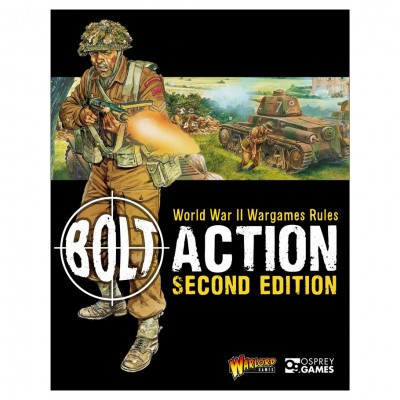 BA: WWII Wargames Rules (2E)