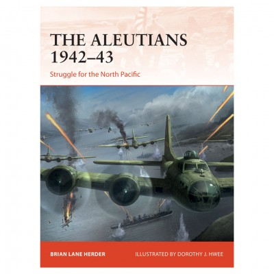 Aleutians 42–43: Struggle for N. Pacific