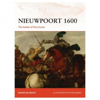 Nieuwpoort 1600: The Battle of the Dunes