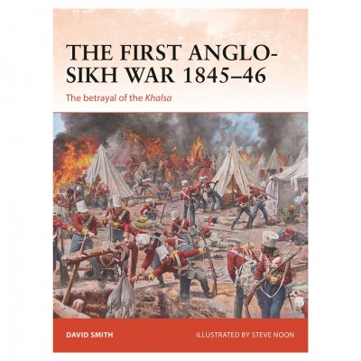 First Anglo-Sikh War 1845–46